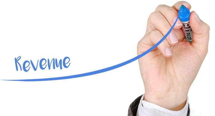 reverse negative revenue