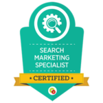 Certified Search Marketing Specialist