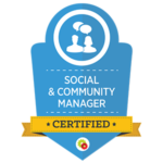 Certified Social & Community Manager