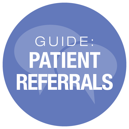 Get Your Free Guide: Getting More Patient Referrals