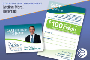 Getting More Referrals