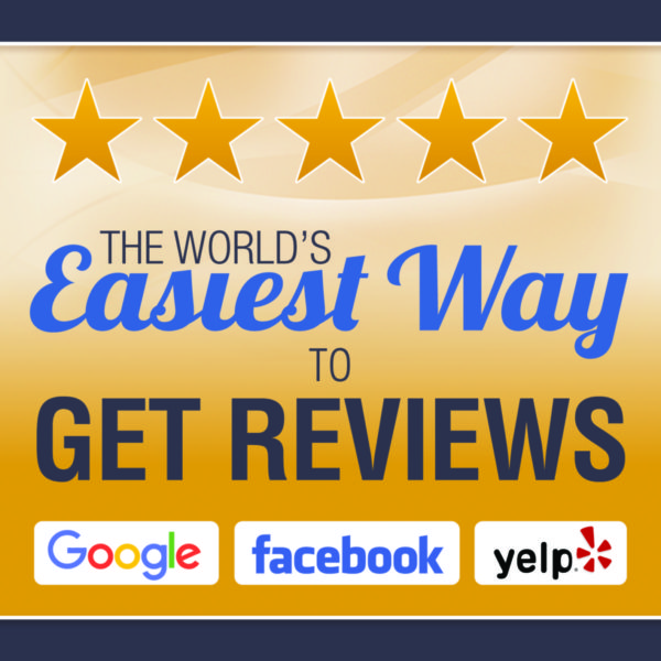 World's Easiest Way to Get Online Reviews