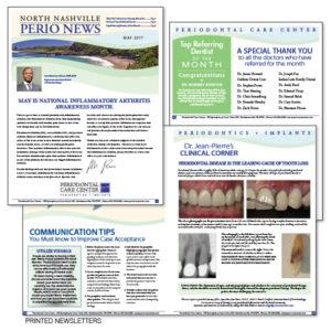 Printed Newsletter