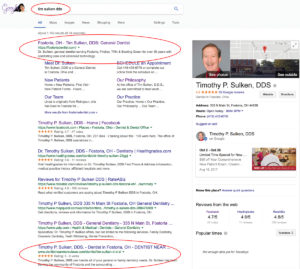 """Search Results for """"Tim Sulken DDS"""""""