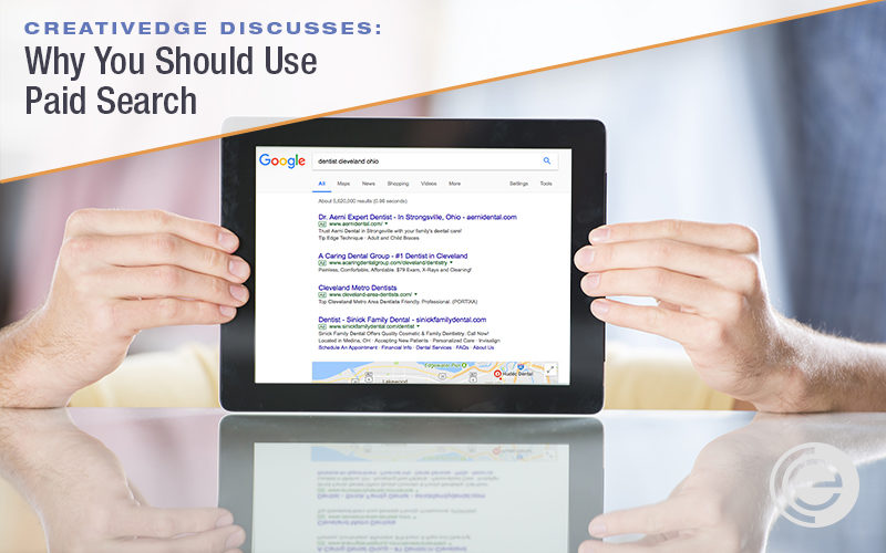 Why You Should Use Paid Search