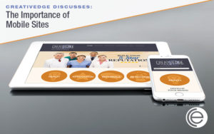 The Importance of Mobile Sites