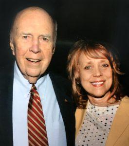 Kathy and Pete Dawson