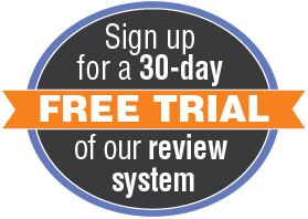 Review System Free Trial
