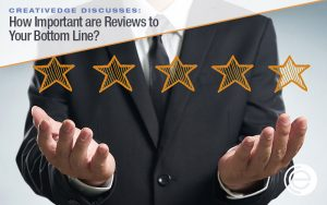 How Important are Reviews to your Bottom Line?