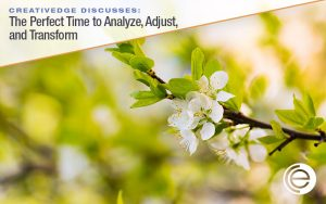 The Perfect Time to Analyze, Adjust and Transform