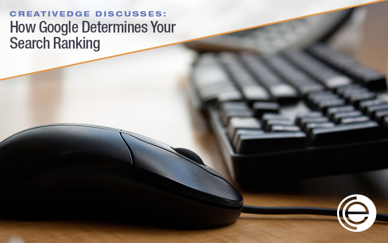 How Google Determines Your Search Ranking