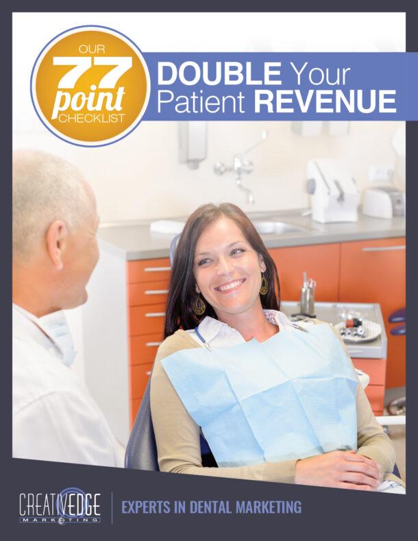 77pt Double Your Patient Revenue Checklist