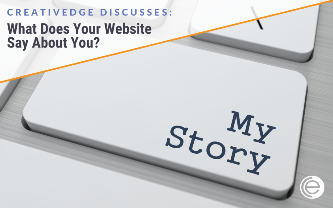What Does Your Website Say About You?